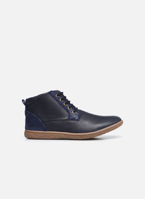Stiefeletten & Boots Kickers Vetigo blau ansicht von hinten