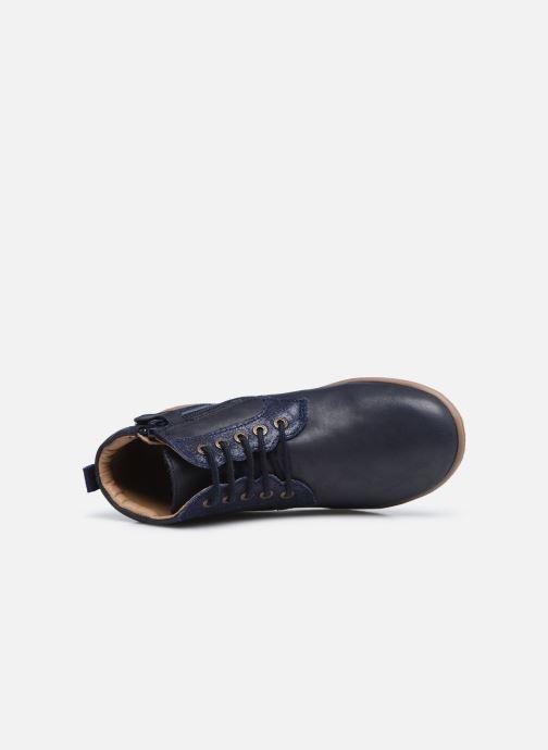 Stiefeletten & Boots Kickers Vetigo blau ansicht von links