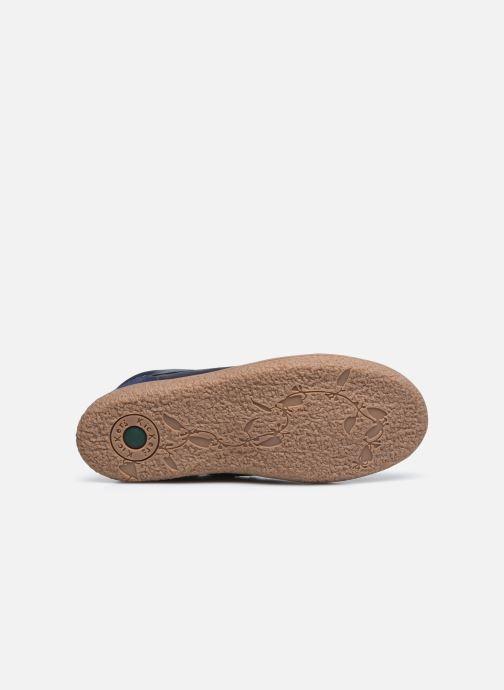 Stiefeletten & Boots Kickers Vetigo blau ansicht von oben
