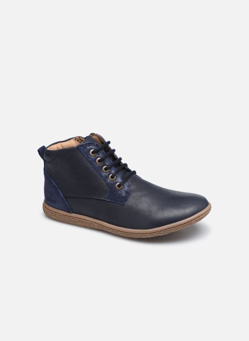 Stiefeletten & Boots Kickers Vetigo blau detaillierte ansicht/modell