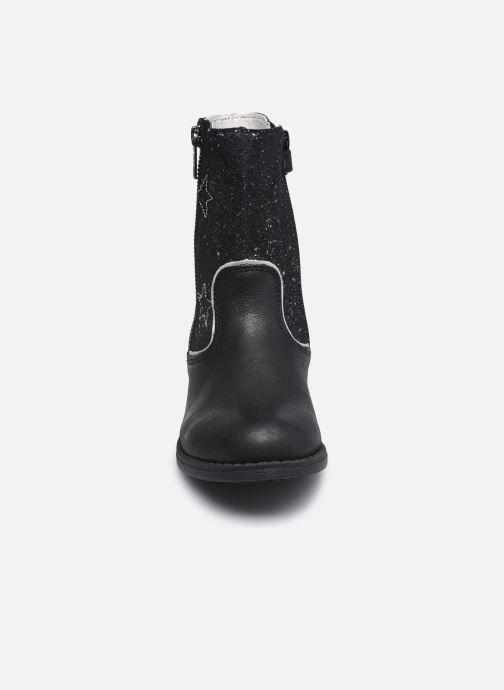 Laarzen Kickers Nyrman Zwart model