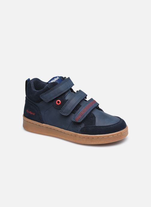 Sneaker Kickers Bilbon Velc blau detaillierte ansicht/modell