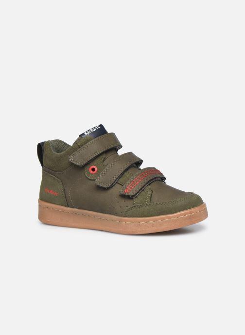 Sneaker Kickers Bilbon Velc grün detaillierte ansicht/modell