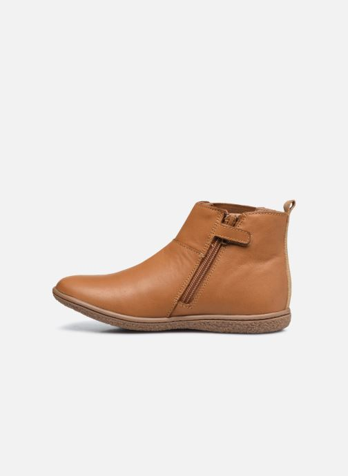 Stiefeletten & Boots Kickers Vetudi braun ansicht von vorne