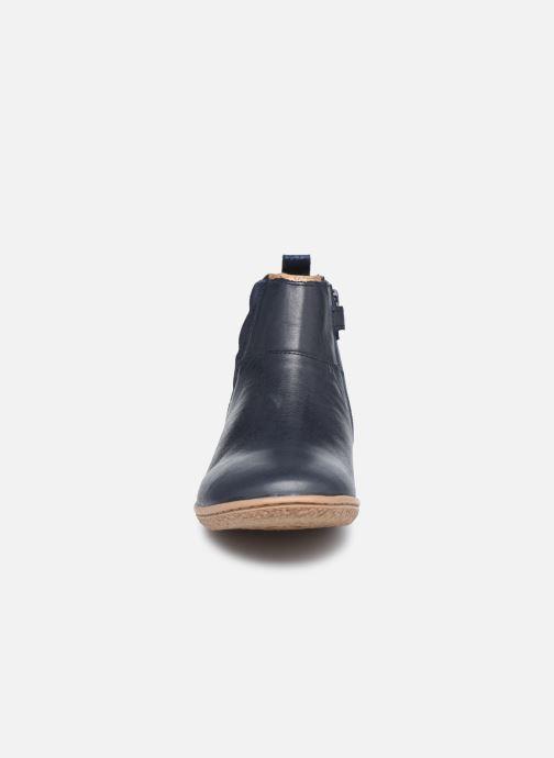 Stiefeletten & Boots Kickers Vetudi blau schuhe getragen