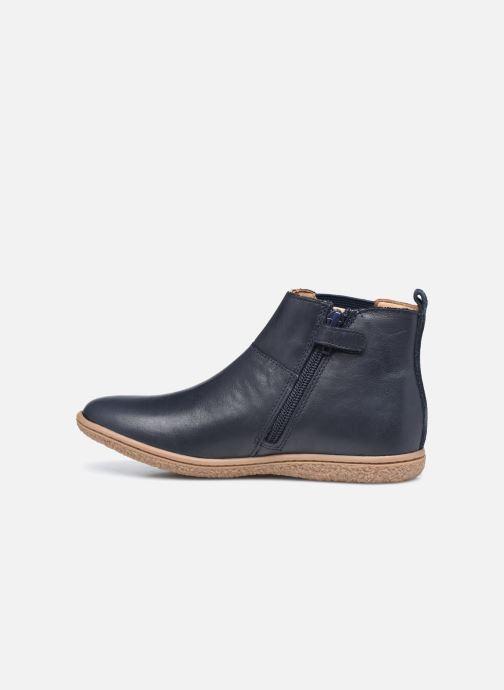 Stiefeletten & Boots Kickers Vetudi blau ansicht von vorne
