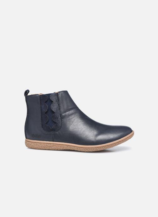 Stiefeletten & Boots Kickers Vetudi blau ansicht von hinten