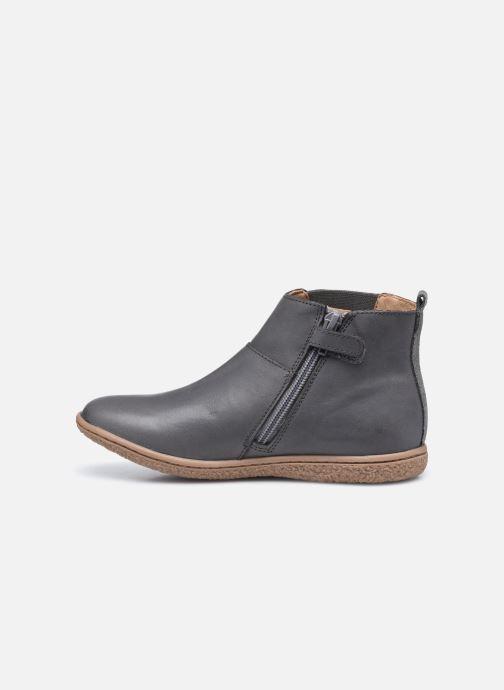 Stiefeletten & Boots Kickers Vetudi grau ansicht von vorne