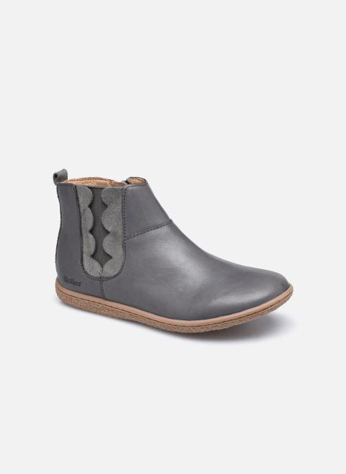 Bottines et boots Kickers Vetudi Gris vue détail/paire