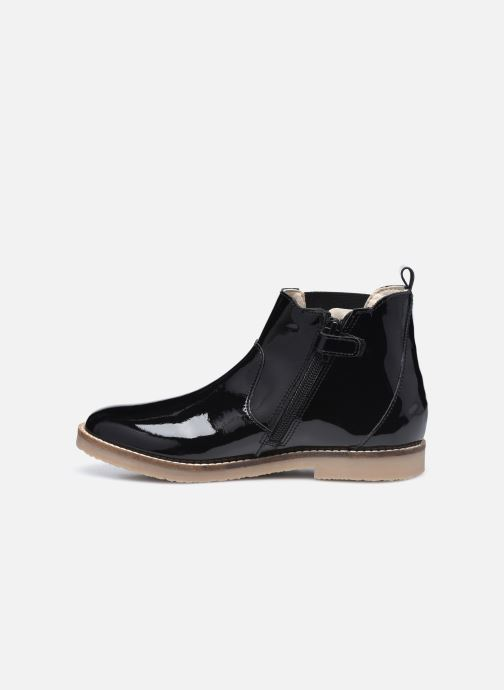 Stiefeletten & Boots Kickers Typik schwarz ansicht von vorne