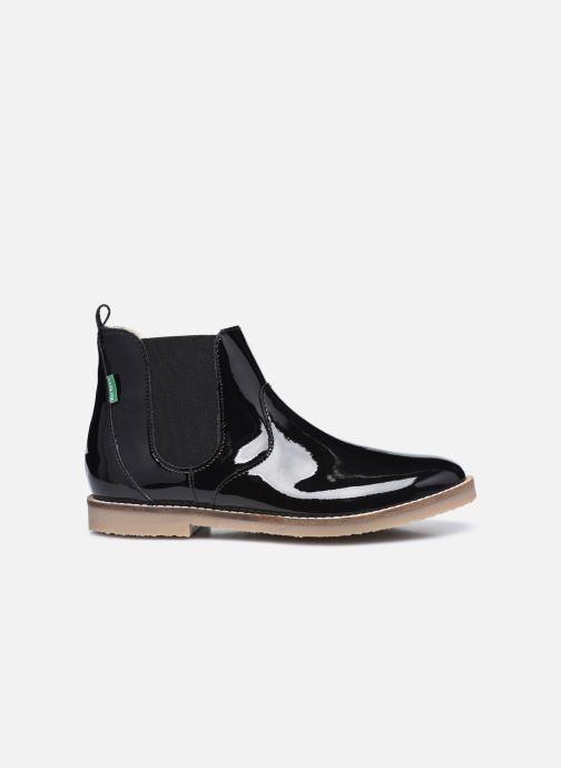 Stiefeletten & Boots Kickers Typik schwarz ansicht von hinten