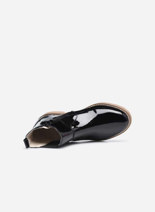 Stiefeletten & Boots Kickers Typik schwarz ansicht von links