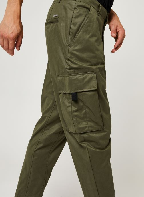 Vêtements Scotch & Soda Sporty Cargo Pant Vert vue face