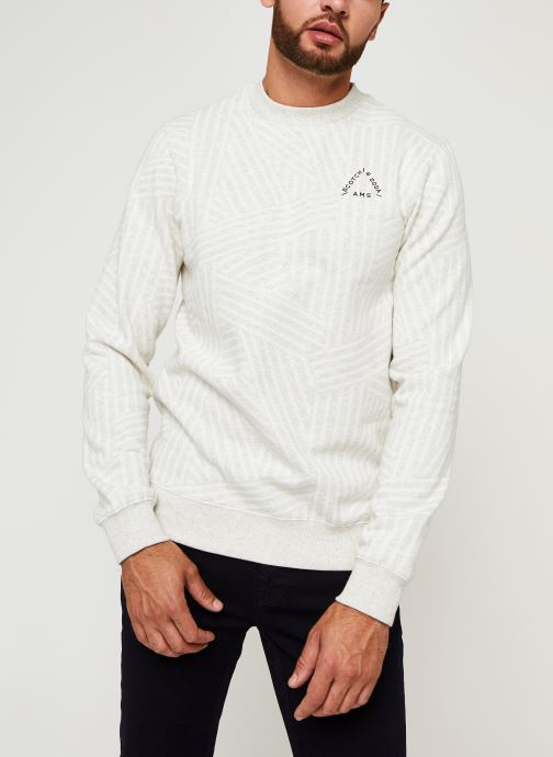 Vêtements Accessoires Crew Neck Sweat With Aop