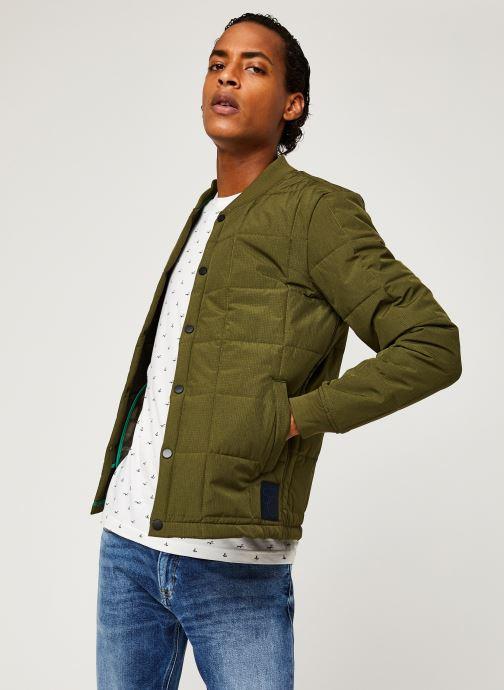 Vêtements Accessoires Lightweight Quilted Bomber Jacket