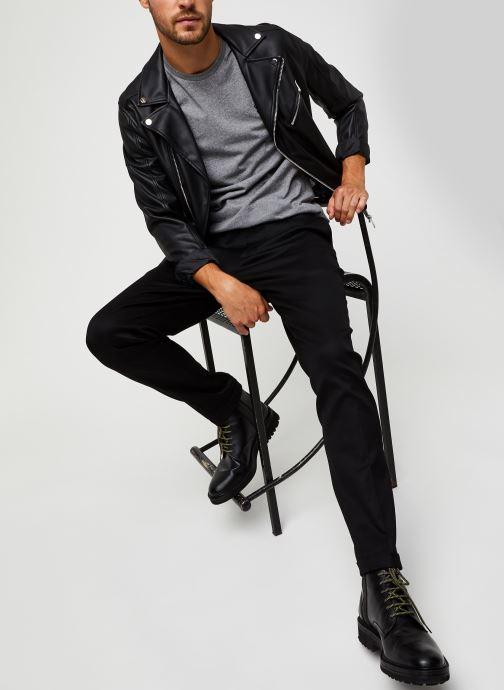 Vêtements Scotch & Soda Mott - Ams Blauw Indigo Pant Noir vue bas / vue portée sac