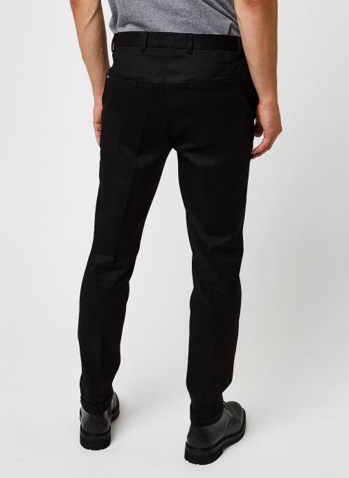 Vêtements Scotch & Soda Mott - Ams Blauw Indigo Pant Noir vue portées chaussures