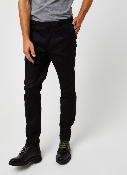 Vêtements Scotch & Soda Mott - Ams Blauw Indigo Pant Noir vue détail/paire