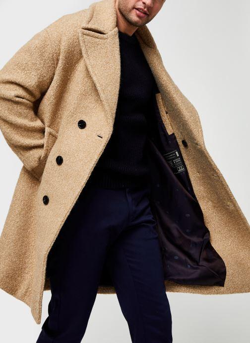 Vêtements Accessoires Oversized Double-Breasted Bouclé Coat