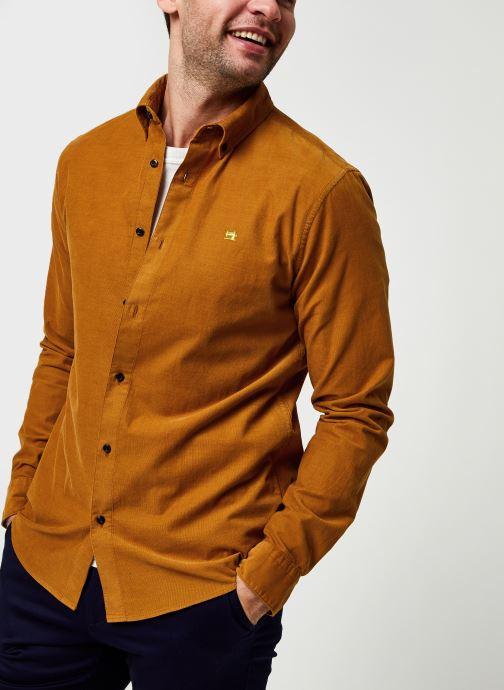 Vêtements Accessoires Regular Fit - Classic Button-Down Corduroy Shirt