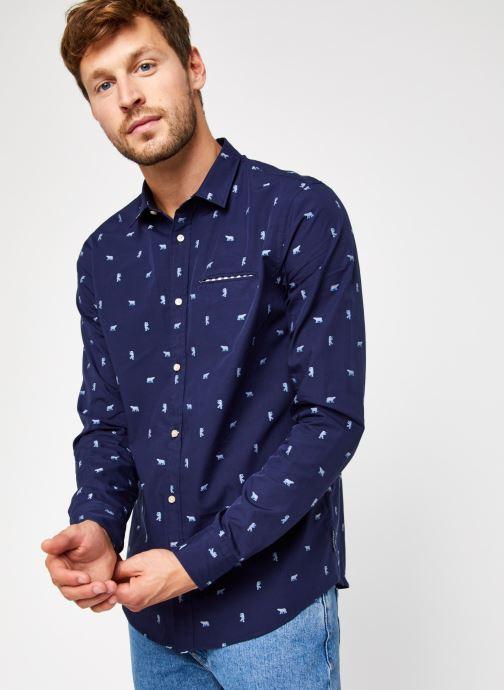 Vêtements Accessoires Regular Fit - Chic Pochet Shirt