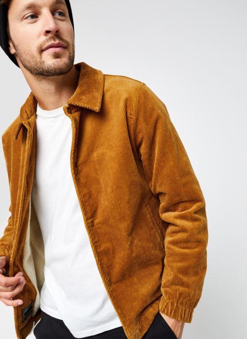 Vêtements Accessoires Sherpa-Lined Corduroy Coach Jacket
