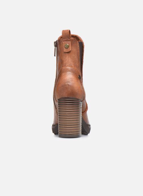 Mustang shoes Moklia (Bruin) Boots en enkellaarsjes chez