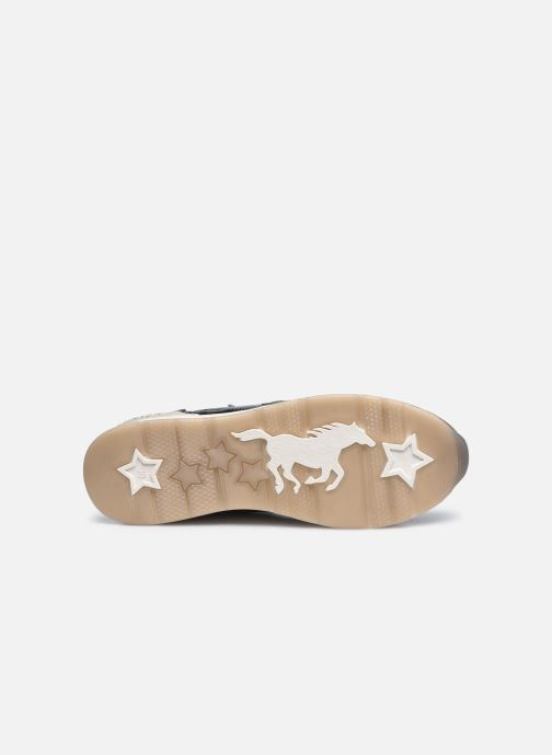 Baskets Mustang shoes Zofia Gris vue haut