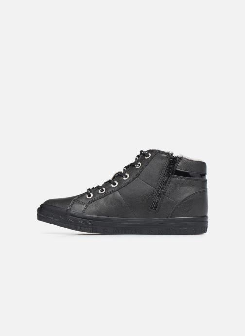 Baskets Mustang shoes Svonia Gris vue face