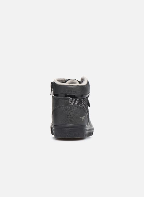 Baskets Mustang shoes Svonia Gris vue droite