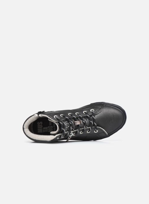 Baskets Mustang shoes Svonia Gris vue gauche