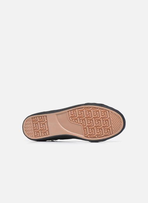 Baskets Mustang shoes Svonia Gris vue haut