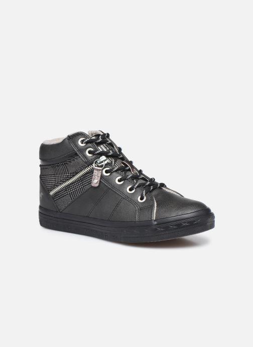 Baskets Mustang shoes Svonia Gris vue détail/paire