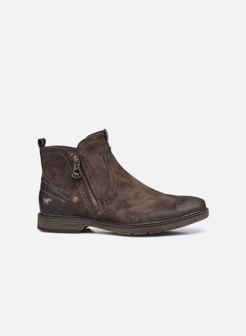 Bottines et boots Mustang shoes Eskilo Marron vue derrière