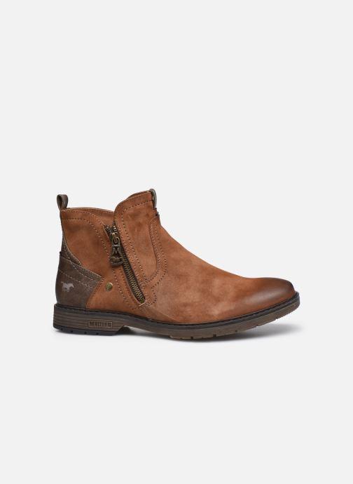 Stiefeletten & Boots Mustang shoes Eskilo braun ansicht von hinten