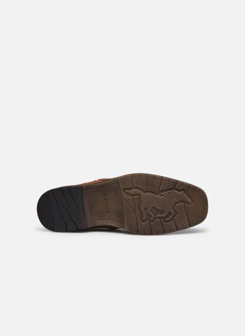 Bottines et boots Mustang shoes Eskilo Marron vue haut