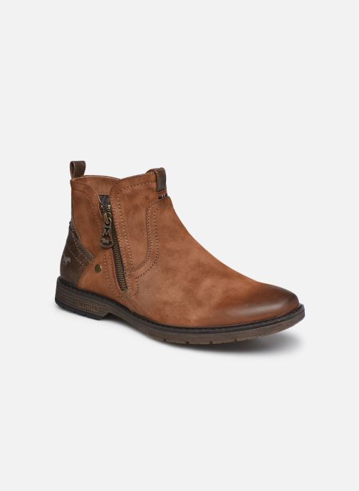 Stiefeletten & Boots Mustang shoes Eskilo braun detaillierte ansicht/modell