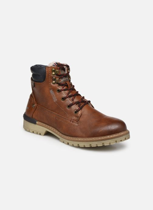 Stiefeletten & Boots Mustang shoes Turin braun detaillierte ansicht/modell