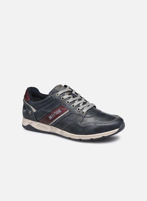 Sneakers Mustang shoes Plytas Azzurro vedi dettaglio/paio