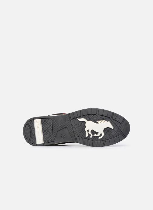Baskets Mustang shoes Olize Gris vue haut
