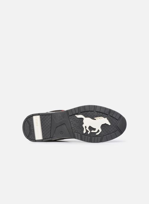 Sneakers Mustang shoes Olize Grigio immagine dall'alto