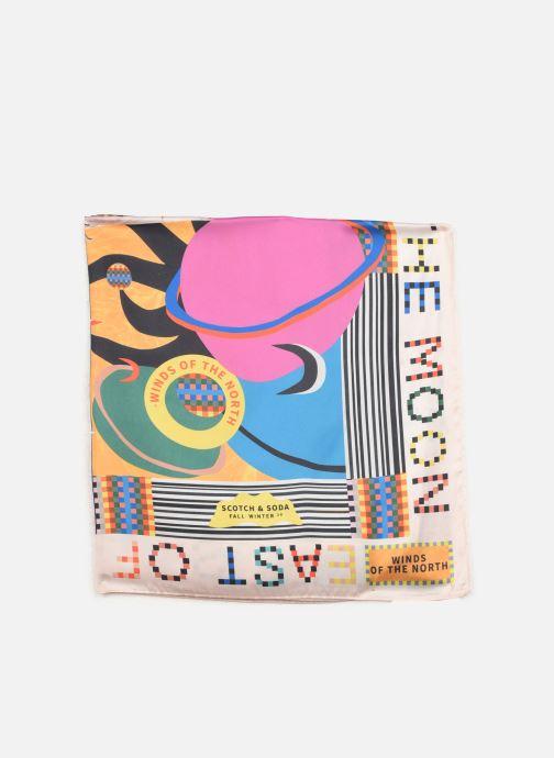 Sciarpa y foulard Scotch & Soda Seasonal map scarf Multicolore vedi dettaglio/paio