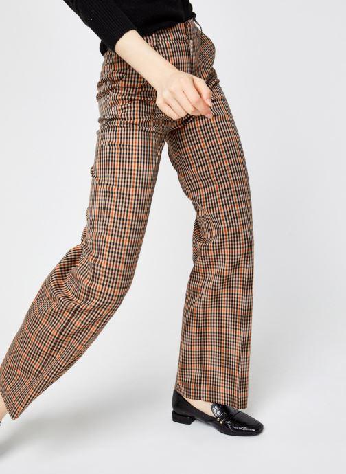 Tøj Accessories 'Edie' Tailored wide leg classic pants