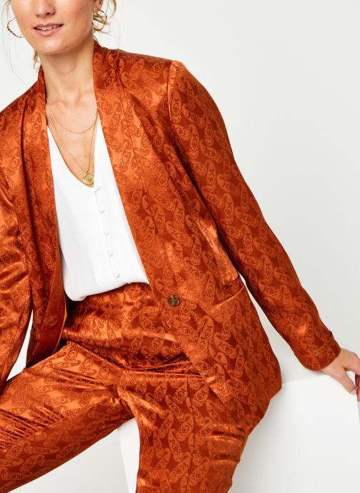 Vêtements Accessoires Blazer in paisley jacquard