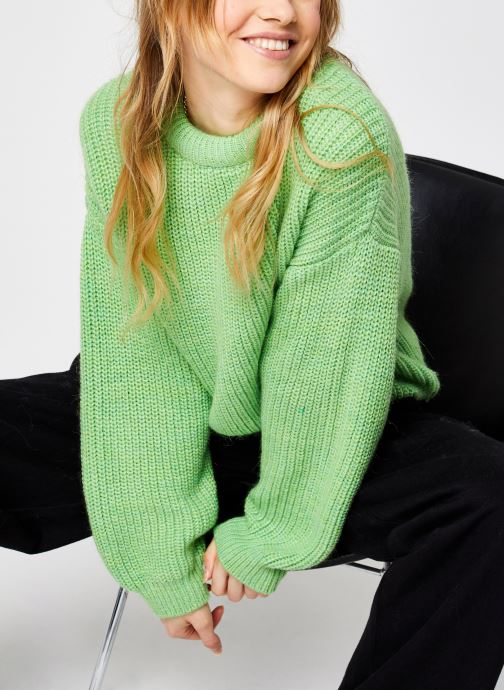 Tøj Accessories Soft crewneck rib knit
