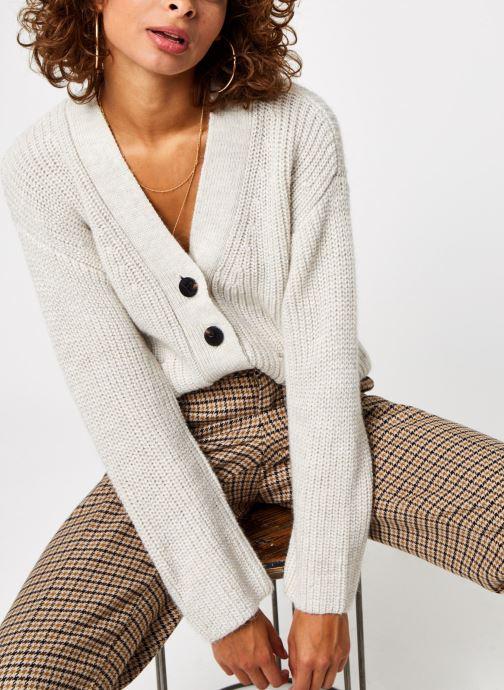Tøj Accessories Soft cardigan in rib knit