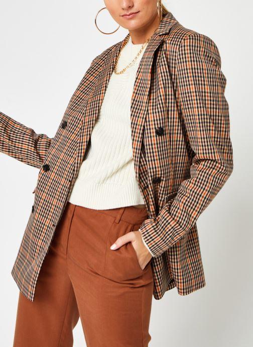 Vêtements Accessoires Longer length double breasted blazer