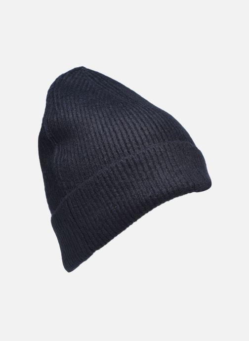Bonnets Scotch & Soda Classic knitted beanie Bleu vue détail/paire
