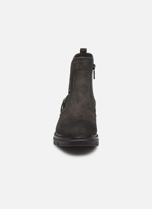 Boots en enkellaarsjes Mustang shoes Tiana Grijs model