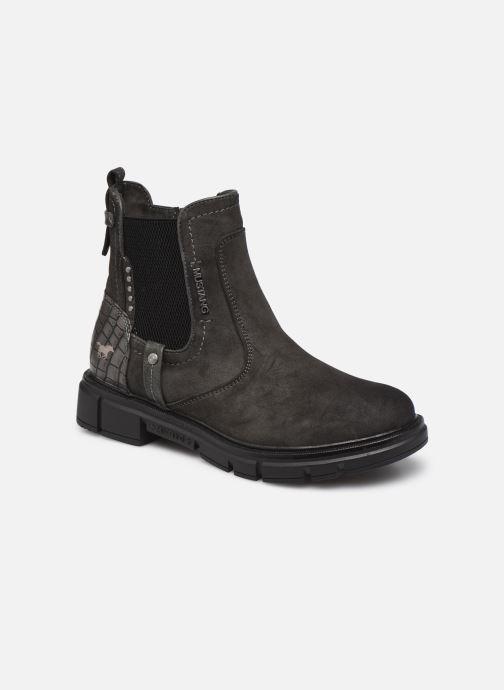 Boots en enkellaarsjes Mustang shoes Tiana Grijs detail